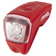 Red Cycling Products Urban LED USB Sykkellys rød